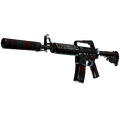 StatTrak™ M4A1-S | Blood Tiger <br>(Field-Tested)