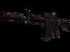 StatTrak™ M4A1-S | Blood Tiger (Minimal Wear)