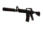 StatTrak™ M4A1-S | Blood Tiger (Factory New)