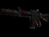 M4A1-S | Blood Tiger (Minimal Wear)