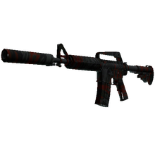 StatTrak™ M4A1-S | Blood Tiger (Minimal Wear)
