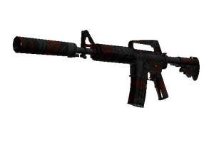 M4a1 S Blood Tiger Minimal Wear