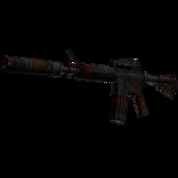 M4A1-S | Кровавый тигр