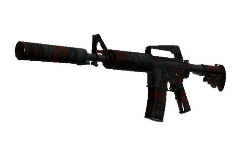 Buy M4A1-S | Blood Tiger (Minimal Wear)