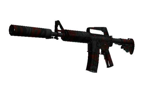 M4A1-S | Blood Tiger (Minimal Wear) Prices
