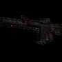 StatTrak™ M4A1-S   Blood Tiger (Minimal Wear)