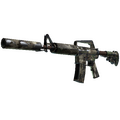 Souvenir M4A1-S | VariCamo <br>(Battle-Scarred)
