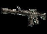 M4A1-S | Смешанный камуфляж, После полевых испытаний, 14.18р.