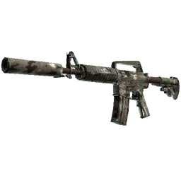 M4A1-S | VariCamo (Well-Worn) image
