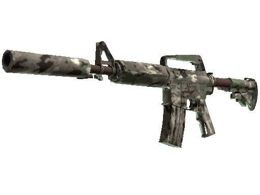 Souvenir M4A1-S | VariCamo (Battle-Scarred)