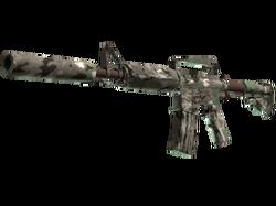 M4A1-S | Смешанный камуфляж (Немного поношенное)
