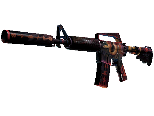 M4A1-S | Welcome to the Jungle