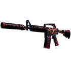 M4A1-S | Welcome to the Jungle (Well-Worn)