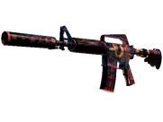 M4A1-S | Welcome to the Jungle (Minimal Wear)