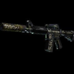 StatTrak™ M4A1-S | Flashback (Battle-Scarred)