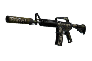 M4a1 S Flashback Battle Scarred