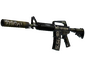 M4A1-S   Flashback (Battle-Scarred)