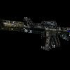 M4A1-S | Flashback <br>(Battle-Scarred)