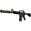 StatTrak™ M4A1-S | Flashback <br>(Battle-Scarred)