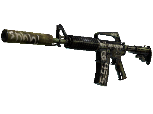 M4A1-S | Flashback Well-Worn