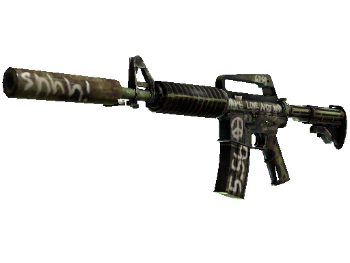 StatTrak™ M4A1-S | Flashback (Battle-Scarred)