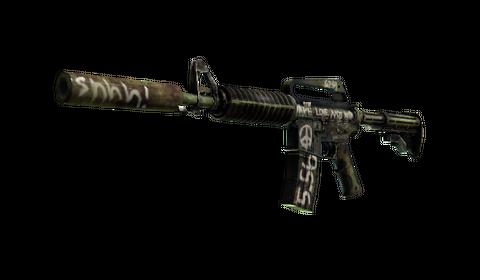 M4A1-S - Flashback