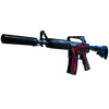 M4A1-S | Hyper Beast (Battle-Scarred)