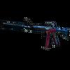 M4A1-S | Hyper Beast <br>(Battle-Scarred)