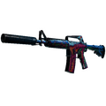 StatTrak™ M4A1-S | Hyper Beast <br>(Battle-Scarred)