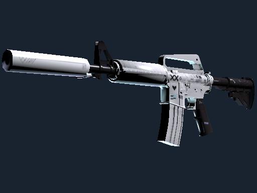 StatTrak™ M4A1-S | Printstream (Battle-Scarred)