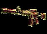M4A1-S | Огонь Чантико, После полевых испытаний, 1302.95$