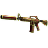 M4A1-S | Chantico's Fire <br>(Field-Tested)