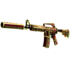 M4A1-S | Chantico's Fire <br>(Factory New)