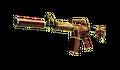M4A1-S - Chantico's Fire