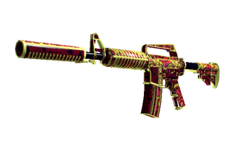 M4A1-S | Chantico's Fire (Minimal Wear) Price