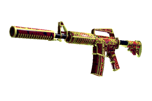 M4A1-S | Chantico's Fire (Minimal Wear) Prices