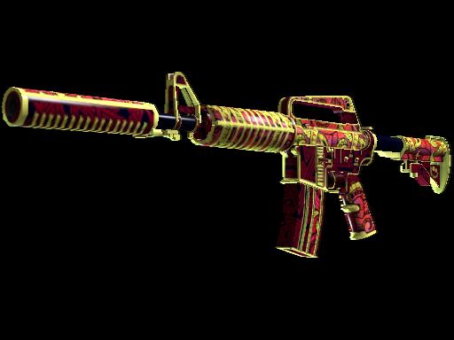 M4A1-S | Chanticos Fire