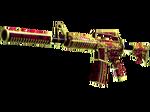 StatTrak™ M4A1-S | Chantico's Fire