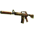 StatTrak™ M4A1-S | Chantico's Fire <br>(Battle-Scarred)