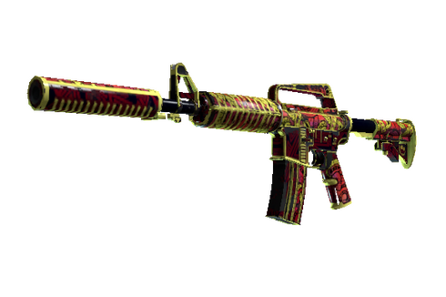 Buy M4A1-S | Chantico's Fire (Battle-Scarred)