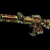 M4A1-S | Chantico's Fire (Battle-Scarred)