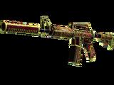 StatTrak™ M4A1-S | Chantico's Fire (Battle-Scarred)