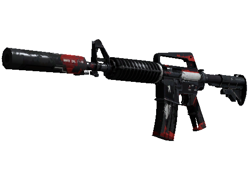 M4A1-S | Cyrex (Battle-Scarred)