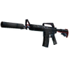 M4A1-S | Briefing <br>(Well-Worn)