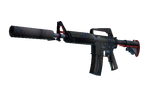StatTrak™ M4A1-S | Briefing (Factory New)