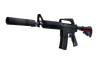 M4A1-S | Briefing (Minimal Wear)