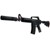 M4A1-S | Briefing <br>(Battle-Scarred)