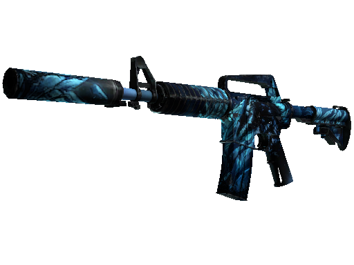 M4A1-S | Nightmare Well-Worn