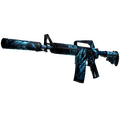 StatTrak™ M4A1-S   Nightmare <br>(Well-Worn)