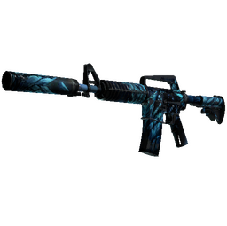 StatTrak™ M4A1-S | Nightmare (Battle-Scarred)